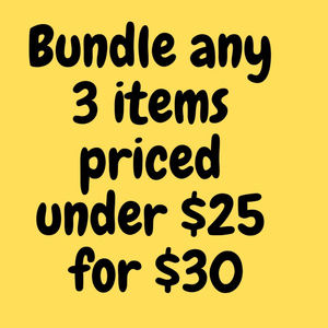 Just create a bundle and send an offer!!